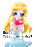 ハッピーバレンタイン!