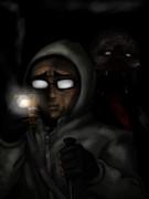 【実況】かなり怖いホラーFPS 暗いof部屋