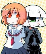琴浦さん&真子さん