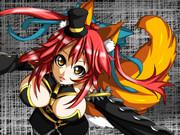 【マウス絵】キャスター描いてみた【Fate/EXTRA CCC】