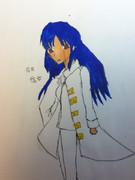 【銀魂】今井信女描いてみた【トッシー】