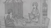 【シャーペン】SAO OP (アスナの手料理)