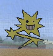 ろうでんバシュン! (Minecraft x Mother3)