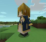 【Minecraft】littleMaidMobでセイバー【Fate/Zero】