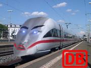 ドイツ高速列車ICEと化したDB