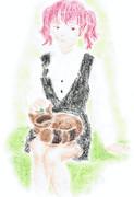 カルタと豆狸