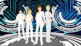 【MMD】新生☆Jupiter【ツイッターネタ】