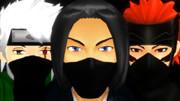 黒マスク友の会
