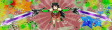 【三国無双7】関銀屏「これが兄様の双翼刀ね!」
