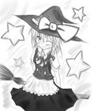 【東方】白黒の魔法使い 霧雨魔理沙