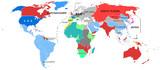 世界地図(1959年)