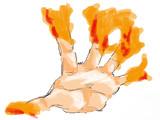 エースの手