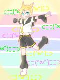 ティンティンティティ−ン⊂二二二( ^ω^)二⊃ティンティティンティティ−ン