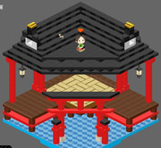 マイ厳島神社inピグ
