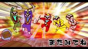 【Minecraft】クラフト戦隊マイレンジャー【1話:エンドカード】