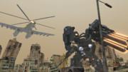 大空を統べるもの『戦場の渡り鶴』