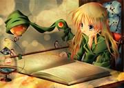 夜中の読書