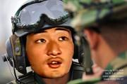 韓国軍のゲ・スイ軍曹(36)