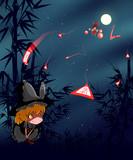 月夜の狂騒