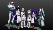 誰得比較ロボットアニメ