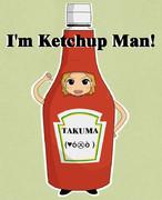 Ketchup Man