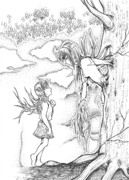 【オリジナル】妖樹たち