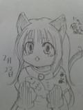 2月22日(猫×3)