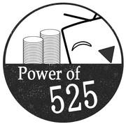 【スタンプ】 Power of  525 【風刺画】