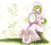 眠れる花の怪