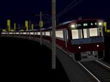 【RailSim】久々の競技用車両