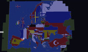 【Minecraft】ヨーロッパの国々