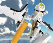 【MMD神姫】アーンヴァル Ver1.2