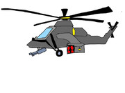 カ○コン製ヘリ
