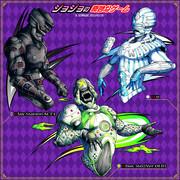 ◆ジョジョの奇妙なゲーム(荒木飛呂彦非指定カラー)