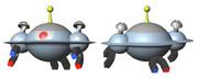 ジバコイル(3DCG)