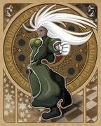 アンリミテッド:サガより銀の少女