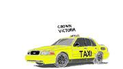 フォード クラウンヴィクトリア NFS:TR シグネチャーエディション スーパータクシー