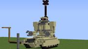 【Minecraft】 ザクタンク(サンドシープ)