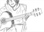 ギター持って弾きそうな人