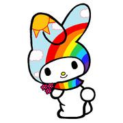 マイメロディ ~お花摘み / Rainbow Sky~