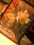 ◆表紙初めて塗ったああああ◆