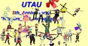 UTAU5周年!おめでとう!&ありがとう!