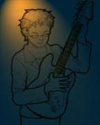 ギター弾き