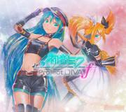 『初音ミク -Project DIVA- f』PS3発売!!