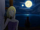 月光の窓辺