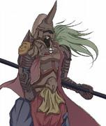 【戦国大戦】赤井直正【赤鬼】