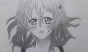 【三紗】いのり描いてみました。【ギルティクラウン】