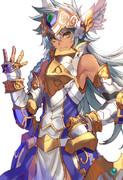 騎士王イクサ