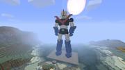 【minecraft】約75mグレートマジンガー