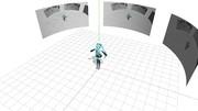 曲面スクリーン配布!